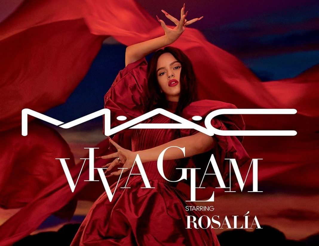 Mac Viva Glam Rosalia